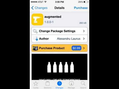 Augmented-iOS7-CHANGE Wallpaper To Live Camera