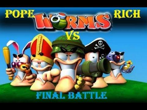 EMPlay Worms Part 3 Final Battle