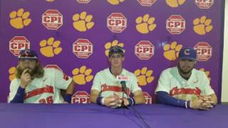 TigerNet.com - Rohlman, Davidson Cox post Charleston Southern