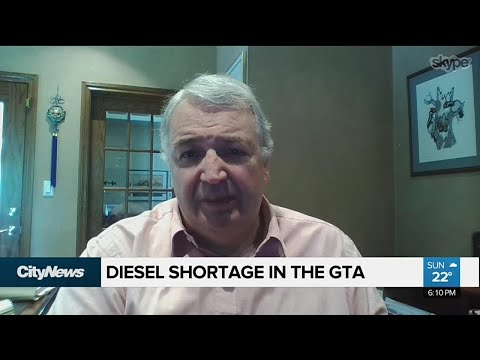 Impact of diesel shortage in the GTA