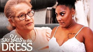 Will Leah's Conservative Nan Approve of Her Daring Wedding Gown? | Say Yes To The Dress UK