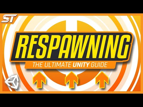 Dying and Respawning in Unity 5