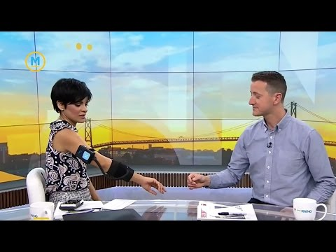 Learning first-hand what it's like to have Parkinson's tremors | Your Morning