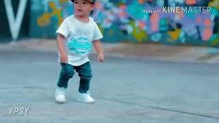 Daru badnAam krti |Dancing baby || WhatsApp status