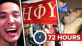 We Started A Fraternity In 72 Hours
