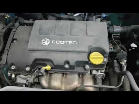 Vauxhall corsa engine light issue