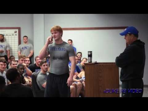 DUKE FOOTBALL :: Danny Doyle Scholarship