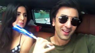 Katrina Kaif Slapped Ranbir Kapoor In Car