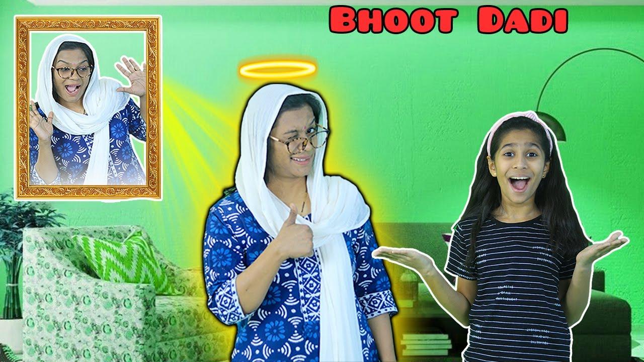 Pari Ki Bhoot Dadi Ayi Usko Milane   Fun Story   Pari's Lifestyle