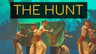 The Hunt (A Bharatanatyam Battle) | Kruti Dance Academy