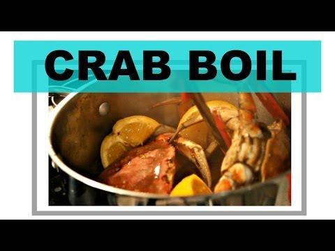 Seafood Boil – Crab Boil – Cajun Crab – Dungeness Crab