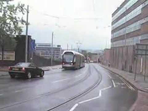 Nottingham Trams 070819