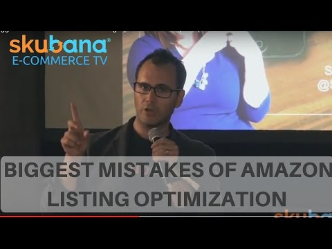 Biggest Mistakes of Amazon Listing Optimization: Simple Tips to Boost Your Sales