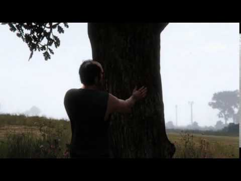 GUY HUMPING TREE