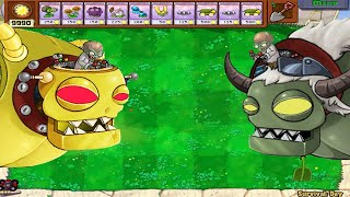 Plants vs Zombies In Real Life Siver