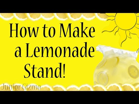 How Kids Can Make Money with a Lemonade Stand
