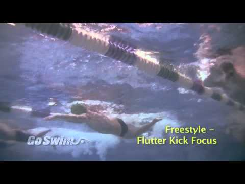 Freestyle - Flutter Kick Focus
