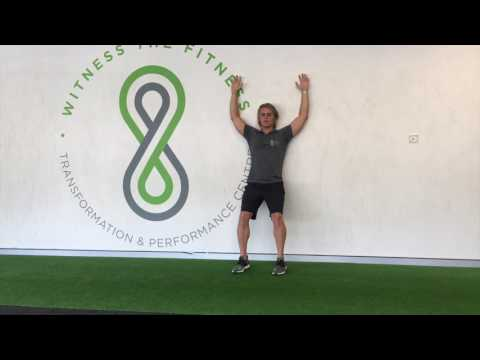 How to loosen tight shoulders - Witness The Fitness