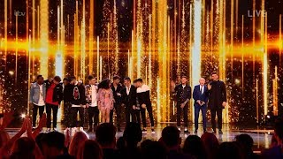 The X Factor UK 2017 Results Live Shows Round 4 Winners Full Clip S14E23