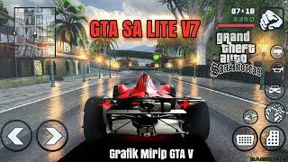 SAAExten GOLD VIP ( 99,9% Anti Lag ) - MOD GTA SA Android