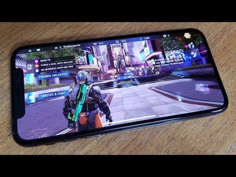 Shadowgun Legends Iphone X Gameplay - Fliptroniks.com