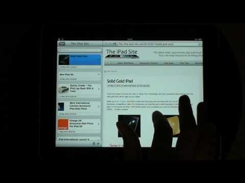 feedHopper for iPad