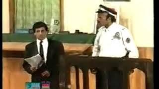 वकील और मुलजिम के बीच हसी मजाक