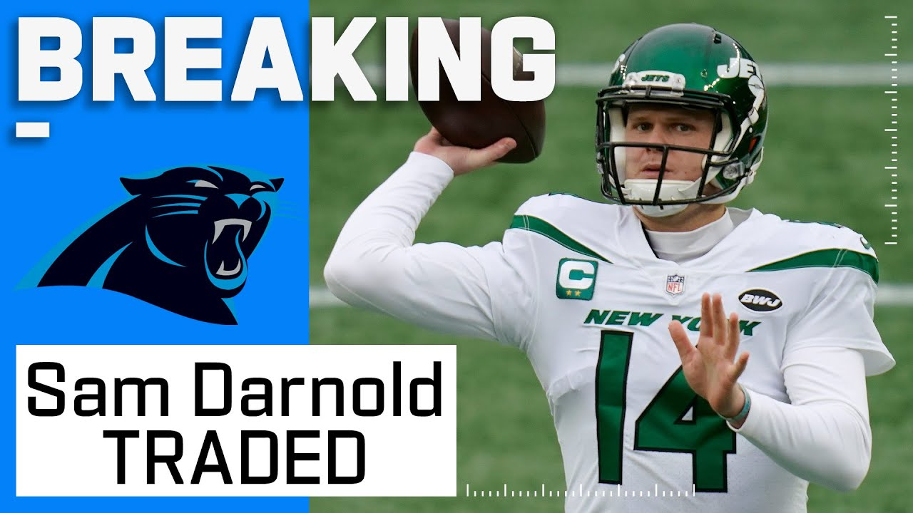 BREAKING: Sam Darnold Traded to the Panthers