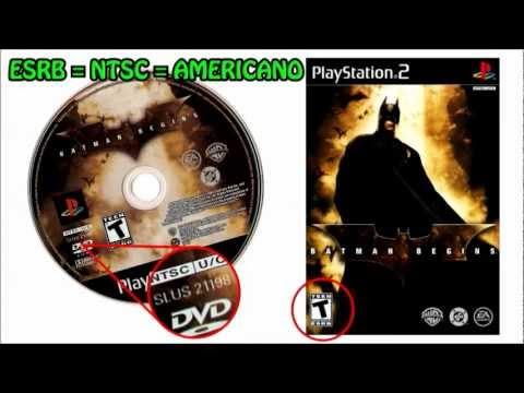 Playstatyion 2: Convertendo entre PAL e NTSC.