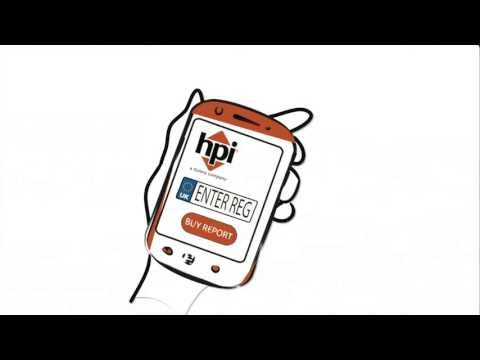 EasyFilms™: 'Check your car with HPI check' (Handmade explanatory/explanation/explainer videos)