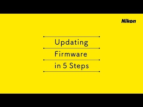 Updating COOLPIX Camera Firmware in 5 Simple Steps