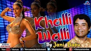 Khalli Wali - Jani Babu | Popular Hindi Qawwali Songs | Audio Jukebox