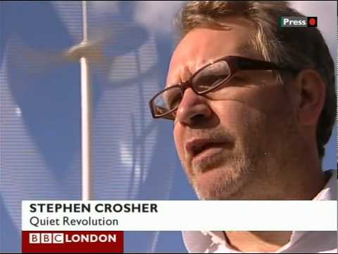 quietrevolution features on BBC News London