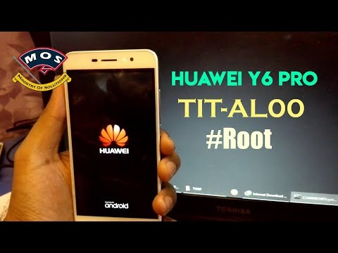 How to Root Huawei Y6 Pro TIT-AL00
