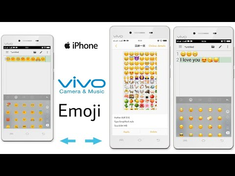 How to Get iPhone Emojis on your Vivo Phone! [iOS 10] [NO ROOT]