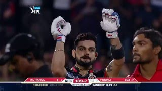 Kohli, Gayle take RCB upto 2nd spot with thumping win over KXIP