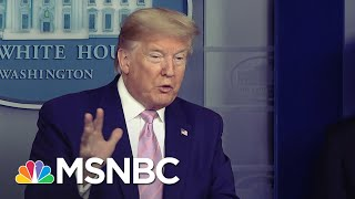"Trump: ""There Will Be A Lot Of Death"" Due To COVID-19 In The Coming Weeks 