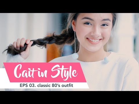 Caitlin In Style - CLASSIC 80'S LOOK IDEAS (+ HAIR & MAKE UP)