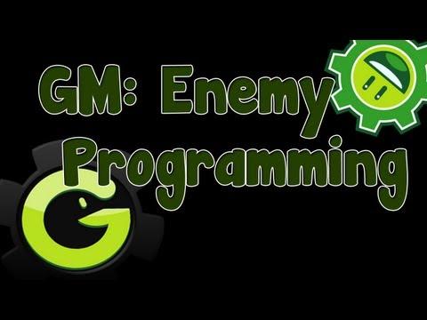Game Maker Tutorial - Intermediate Enemy AI