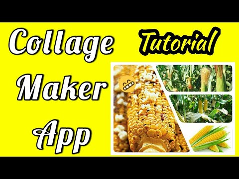 How To Make Collage Your Photos In Android App Collage Maker