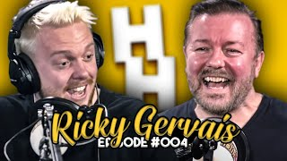 RICKY GERVAIS FUNNIEST PODCAST YET - 2019