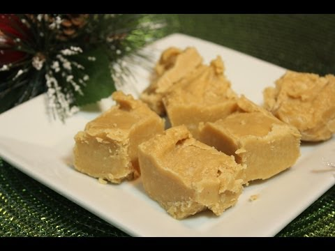 Easy Creamy Peanut Butter Fudge