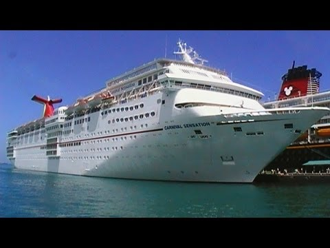 Carnival Sensation Bahamas Cruise & Ship Tour
