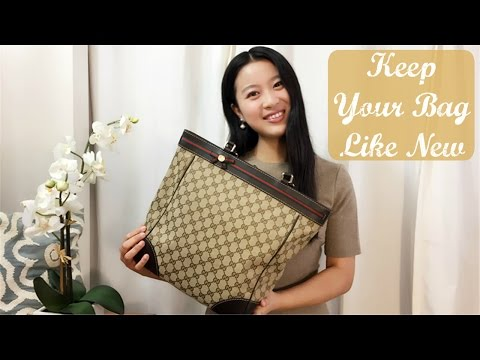 How to Clean Gucci Bag