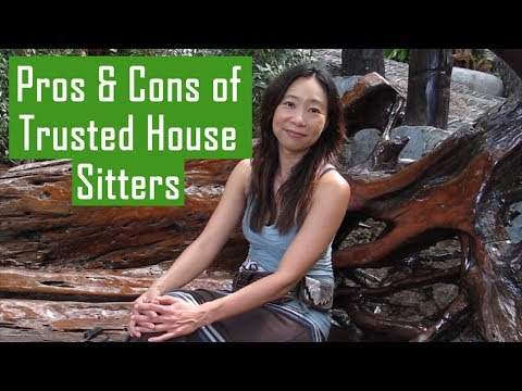 Pros & Cons of Trusted House-Sitters
