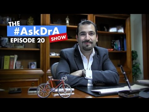 The #AskDrA Show    Episode 20   Chemotherapy, Night Sweats, Hormone Replacement Therapy