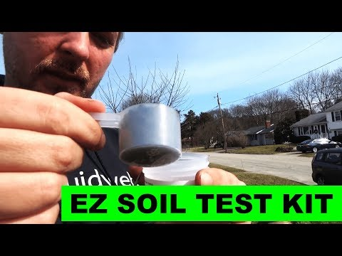 How to collect a soil sample and get custom fertilizer recommendations