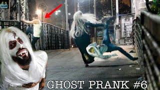 GHOST PRANK PART 6 || INDIA'S REAL GHOST PRANK || MOUZ PRANK