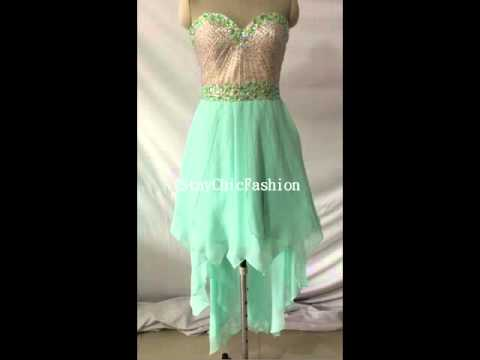 Affordable Custom Made Prom Dress 2015, Homecoming Dresses 2014