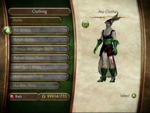 Fable 2 Clothing List ( BEST )